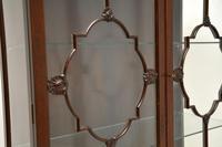 Antique Victorian  Mahogany Display Cabinet (6 of 11)