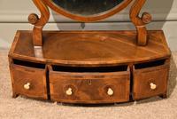 George III Hepplewhite Design Dressing Mirror (3 of 5)
