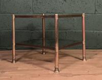 Mid Century Brass Coffee Table (5 of 5)