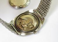 Gents 1960s Orfina Golden Flame Automatic Wrist Watch (4 of 5)