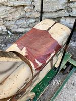 Antique Wooden Push Along Rocking Horse Toy (19 of 19)