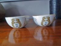 Stunning Matched Pair of Chinese Wu Shang Pu Bowls - Daoguang Mark and Period 1821-1850 (5 of 9)