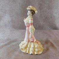 """Coalport """"Georgina """" Limited Edition Figurine (3 of 7)"""