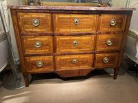 18th Century Transitional Commode in Tulipwood (2 of 9)