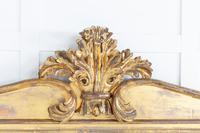 Regency Giltwood Overmantle Mirror with Original Gilding (4 of 5)
