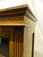 Large Oak Bookcase (5 of 5)