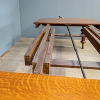 Victorian Winding Dining Table (12 of 18)