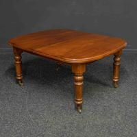 Victorian Mahogany Extending Table (4 of 9)