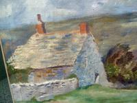 Irish School Late 19th / Early 20th Century Oil on Canvas - Rural Scene (3 of 4)