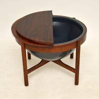 Danish Vintage Rosewood Coffee Table / Work Box (5 of 9)
