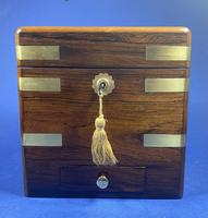 Victorian Rosewood Medicine Box (14 of 15)