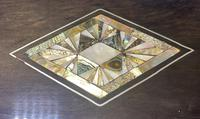 Victorian Ebonised Jewellery Box with Mother of Pearl & Abalone Inlay (10 of 18)
