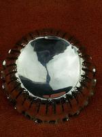Antique Sterling Silver Hallmarked 1.4oz Sugar Bowl 1892 Sheffield, James Dixon & Sons Ltd (5 of 8)