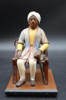 Late 19th Century Group of Eastern Terracotta & Plaster Figures (7 of 9)