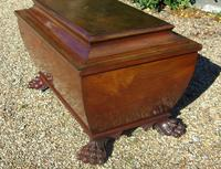 Large Good Quality Mahogany Cellarette Robsons of Newcastle (3 of 11)
