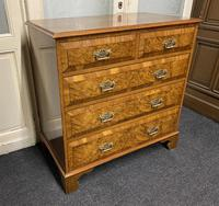 Quality Burr Chest of Drawers (14 of 14)