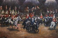 Horses on Parade by Diana Perowne (2 of 6)