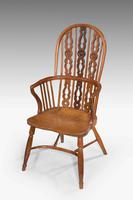 Mid 19th Century Yew Tree Windsor Chair (2 of 6)