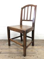 Pair of 19th Century Oak Farmhouse Chairs (6 of 13)