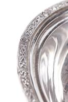 Antique Silver Plated Serving Dish c.1880 (5 of 6)