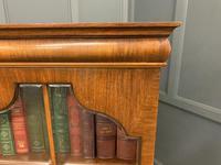 Shapland & Petter Burr Walnut Bookcase (22 of 23)