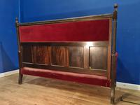 Rosewood Georgian Bench Settle 18th C (3 of 12)
