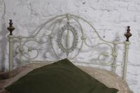 Pretty Pair of Single Victorian Beds (10 of 10)