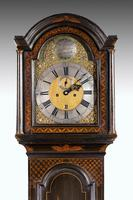 George II Period 8 Day Longcase Clock by William Creak (4 of 5)