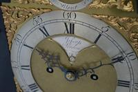 Josia Jessop London Twin Fusee Bracket Table Clock (6 of 10)