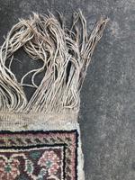 Antique Mughal Kashmir Wool Carpet (5 of 8)