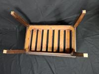 Antique Luggage Rack for Bedroom or Hall (6 of 6)