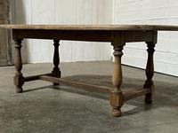Super Rustic French Oval Farmhouse Dining Table (30 of 36)