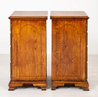 Pair of Yew Wood Oyster Chests (7 of 10)