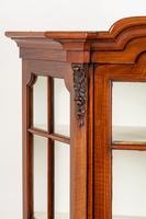 Superb Walnut Dutch Display Cabinet (5 of 11)