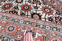 Fine Old Veramin rug 215x144cm (4 of 7)