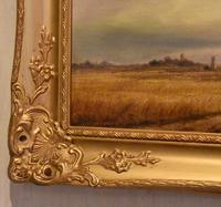 Landscape Oil Painting by David Cox Snr. (1783-1859) (2 of 9)
