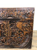 Antique Chinese Camphor Wood Trunk (7 of 14)