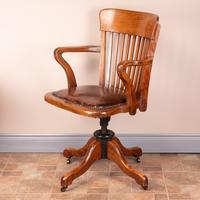 Revolving Office Desk Chair (7 of 13)