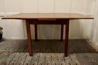 Golden Oak Cottage Draw Leaf Table