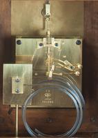 Fine Quality Burr Walnut Bracket / Mantel Clock by Lenzkirch (3 of 15)
