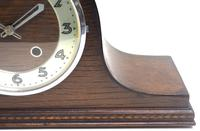 Art Deco Napoleon Hat Shaped Mantel Clock – Striking 8-day Arched Top Mantle Clock (4 of 10)