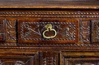 18th Century Oak Buffet (2 of 4)