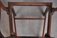 18th Century Mahogany Hepplewhite Armchair (6 of 10)
