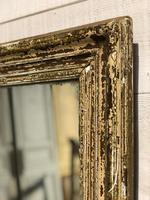 French 19th Century Gilt Wall Mirror (13 of 13)