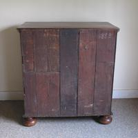 Oak Chest of Drawers c.1700 (7 of 8)