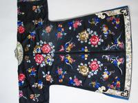 19th Century Chinese Silk Embroidered Robe (8 of 11)