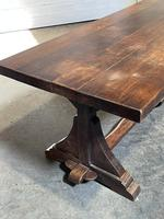 French Farmhouse Dining Table & Benches Set (25 of 33)