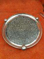 Antique Sterling Silver Hallmarked Pot Stand 1882 (7 of 10)