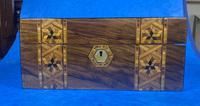 Victorian Walnut Tunbridge Ware P Box (2 of 9)