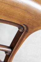 Set of Four Mid Victorian, Bar Back Dining Chairs (3 of 4)